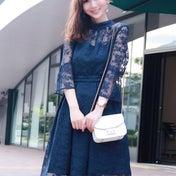 【結婚式】届くの早くて助かった…‼︎結婚式参列ドレスをGET♡