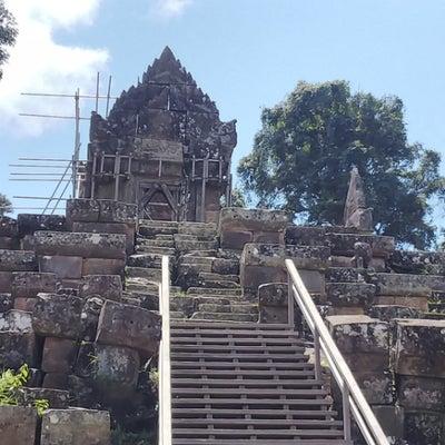 カンボジア/プレアビヒアの記事に添付されている画像