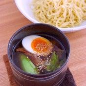 初めての「つけ麺」好評のスープ