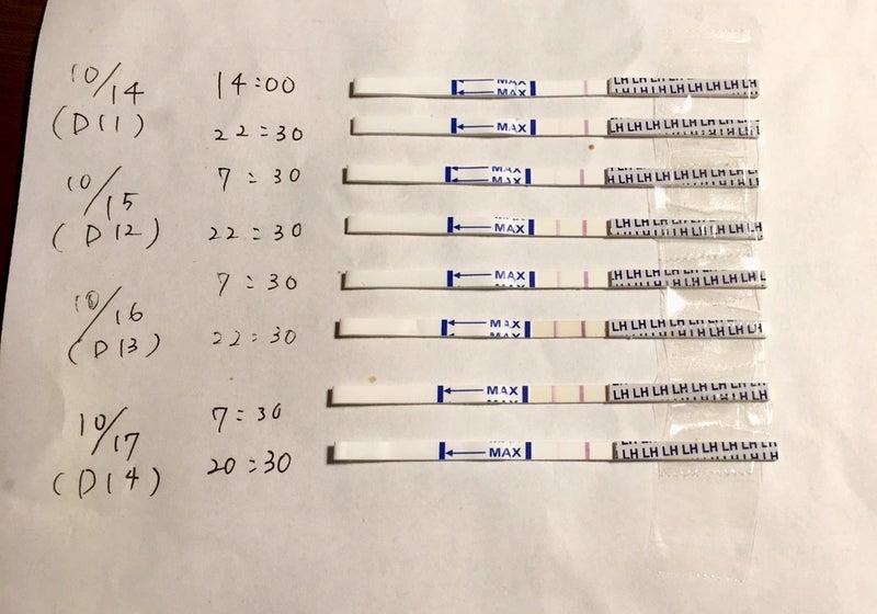 使い方 ドクターズチョイス 排卵検査薬