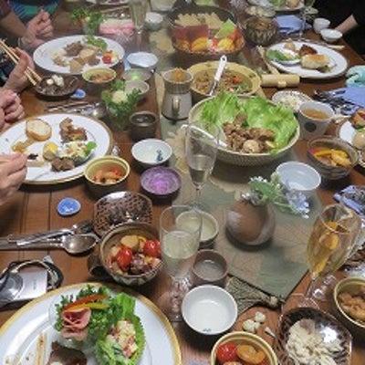 香港からのお客様 ホームパーティーの記事に添付されている画像