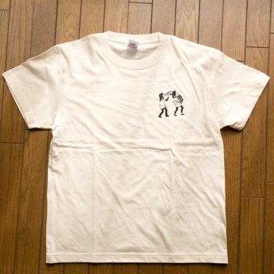 WHOOPS「ロックじゃないTシャツ」発売しますの記事に添付されている画像