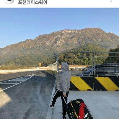 ソン・ジェリム インスタ更新♥楽しいバイク♡の記事に添付されている画像