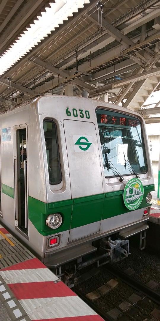 さよなら東京メトロ千代田線6000...