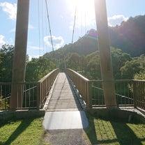 10/20 オロセの吊り橋の記事に添付されている画像