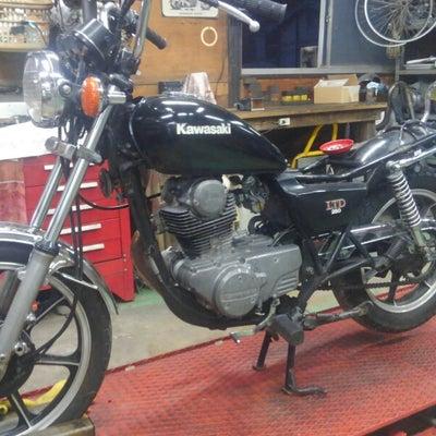 Z250LTD エンジン修理の記事に添付されている画像