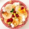 かんたんおやつ『米粉のパンケーキ』 menuの画像