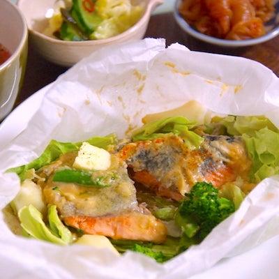 フライパンも汚さない「鮭チャンチャン焼き」の記事に添付されている画像