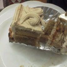 モカケーキの想い出