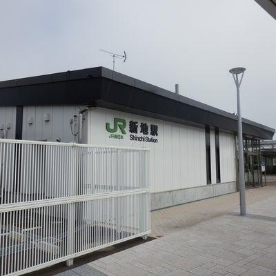 【海沿いの駅】常磐線・新地駅の記事に添付されている画像