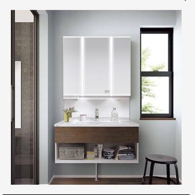 洗面台決定の記事に添付されている画像