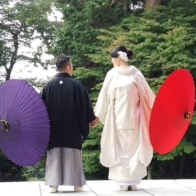 秋の神社婚の記事に添付されている画像