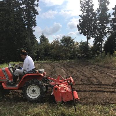 畑の耕運の記事に添付されている画像