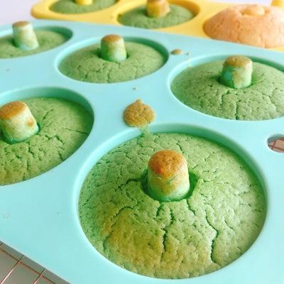 【レポ】ふわふわモチモチ♡ベジ焼きドーナツの記事に添付されている画像