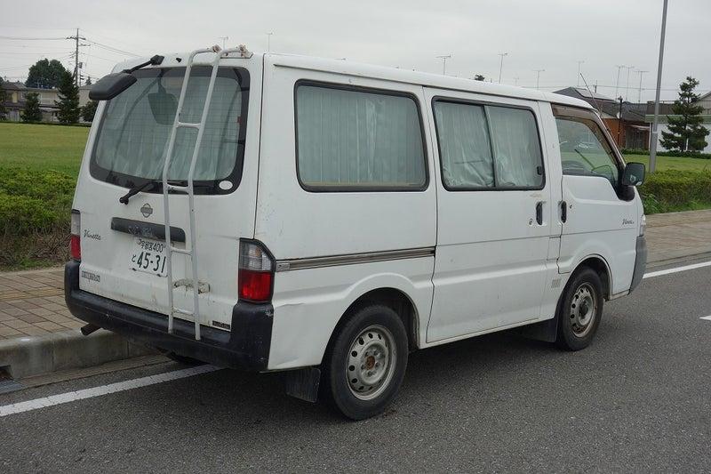 トヨタ ハイエース 日産バネットバン ワンオフバンコン
