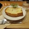 穴場カフェで厚切りトースト@はじまりのカフェの画像