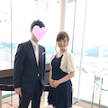 #お呼ばれドレスの画像