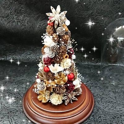 クリスマスツリー&リース通信講座受付決まりました!の記事に添付されている画像