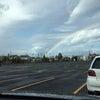 虹を見た昨日の画像