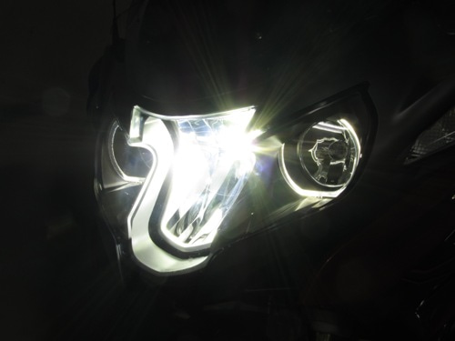 Bmw 14 R1200rt専用 Ledヘッドライトバルブkit 新発売です プロ