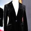 高級ベロア生地のジャケット♪|オーダーメイドスーツ・ドレス CHARALISTの画像
