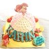 【日程変更募集】プリンセスドレスケーキレッスンご案内♪の画像