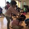 臼杵市すみれ保育園 年中クラス リトミックの画像