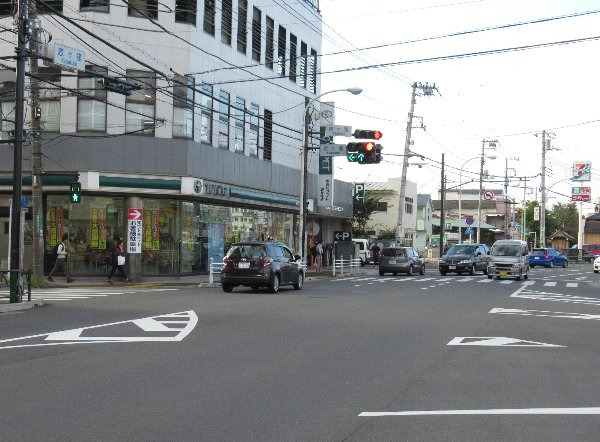 恋ヶ窪交差点 | あきぼうのブログ