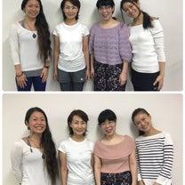 第6期「顔ヨガ5回」コースが終了しました! 結果発表~☆の記事に添付されている画像