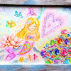 【展覧会】treasure  人魚姫のおはなしの画像