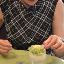 アロマの香りに包まれたプリザーブドフラワーアレンジ♫の記事に添付されている画像