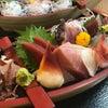 大盛り舟盛り刺身定食1900円!焼津港でおすすめのランチ店「大漁やまちゃん」食べログ3.5以上の画像