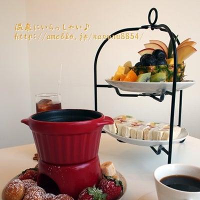 期間限定チョコレートフォンデュ ☆ 橋本フルーツの記事に添付されている画像