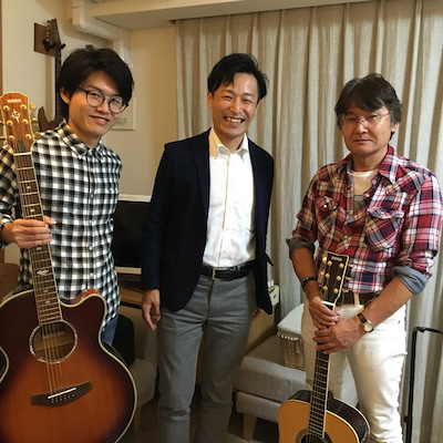 生徒さんとバンドでコラボ!!|堺市から20分☆大阪 西田辺の初心者にやさしいギタの記事に添付されている画像
