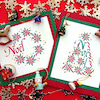 【ご案内】12月のカリグラフィーワンデイレッスンの画像