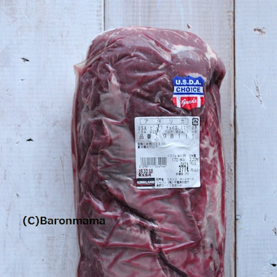 コストコ あの巨大なお肉を買ってみたの記事に添付されている画像