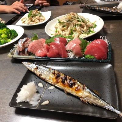 秋刀魚の記事に添付されている画像