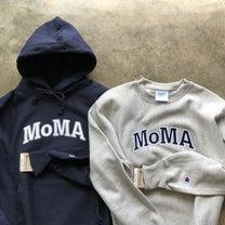 MOMA × Champion  Sweatshirt & Hoodieの記事に添付されている画像