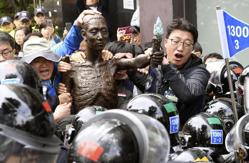 韓国の事情で複雑化した徴用工問題 外交合意すら曖昧に | 戦車兵のブログ