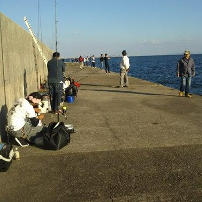 週末の中島埠頭の記事に添付されている画像