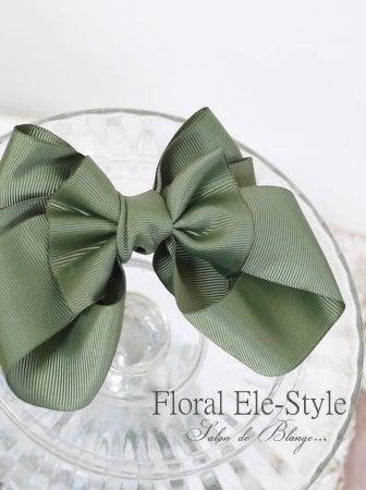 Floral Ele-Styleヘアアクセサリーコース★