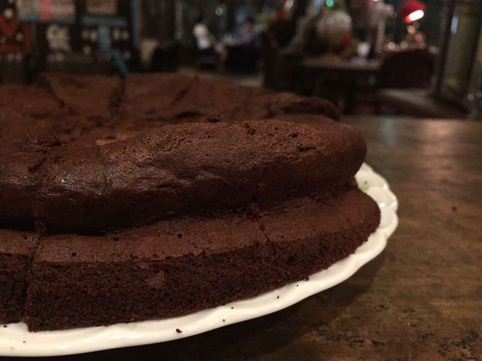 美味しい珈琲の店のデザートの記事より