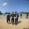 青の洞窟は中止になりましたが、サンゴビーチでシュノーケリング!の画像