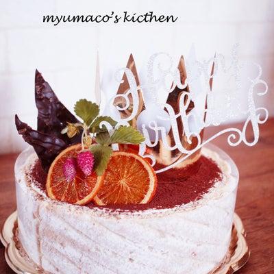 ティラミスっぽいケーキへの考察の記事に添付されている画像