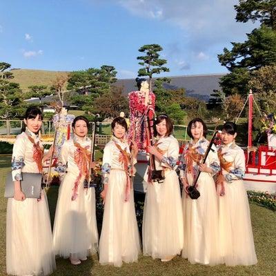 ハプニング続きの天平菊絵巻、の巻~!(奈良 生駒市 ピアノ教室)の記事に添付されている画像