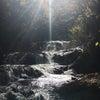 * 始めての軽井沢の滝の画像
