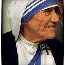 マザー・テレサ①⓪の記事に添付されている画像
