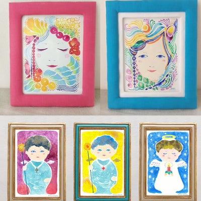 2019-2/9・10京都「魂の望むあなた」と「あなただけの天使」の記事に添付されている画像