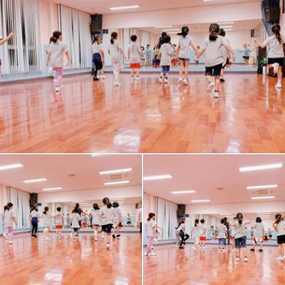 NECグリーンスイミングスクール溝の口 毎週火曜日 キッズダンス×ヒップホップ の記事に添付されている画像