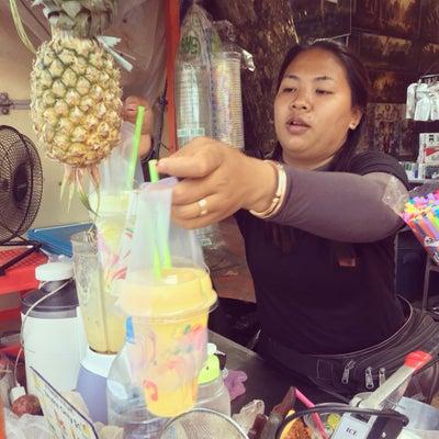 #カンボジアガイド(98) #オールドマーケットと一ノ瀬泰造さんの現地墓参ツアーの記事に添付されている画像